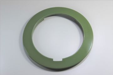 GPO Light Green Plain Telephone Dial Surround